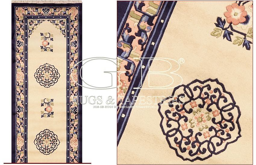 peching carpet old finish