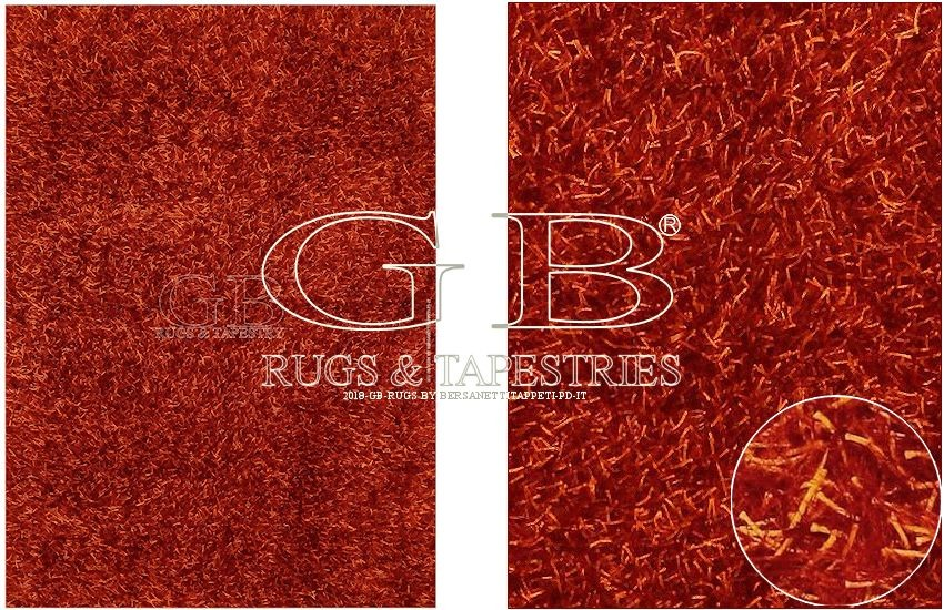 tapis shaggy design
