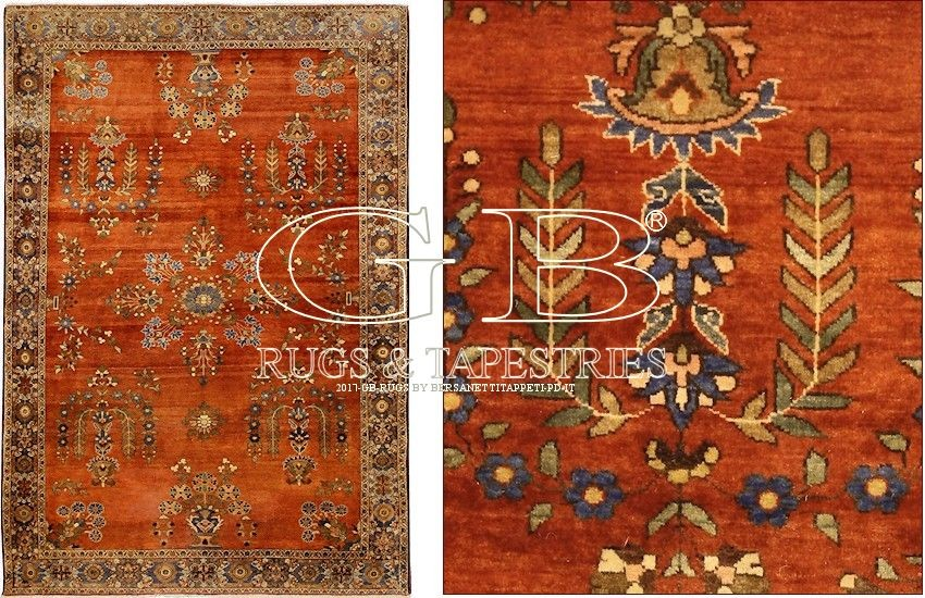 SAROUGH FARAHAN TEPPICH 195 x 130  140815240481  GB Rugs