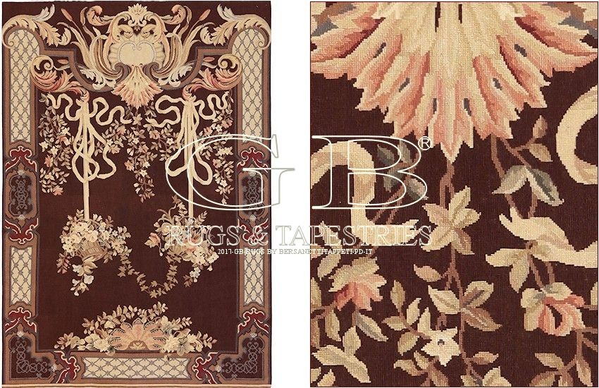 tapis needle point