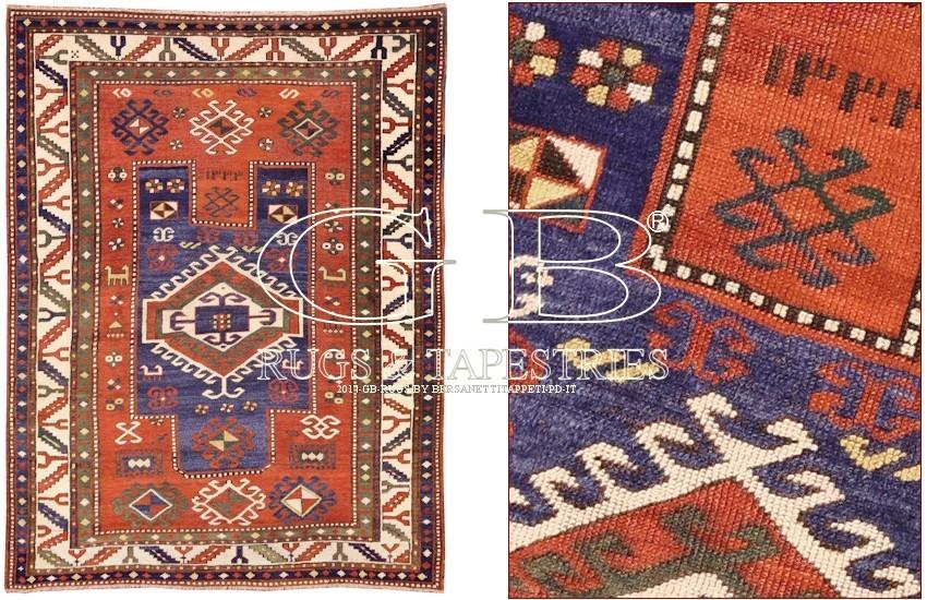 datazione tappeti caucasici