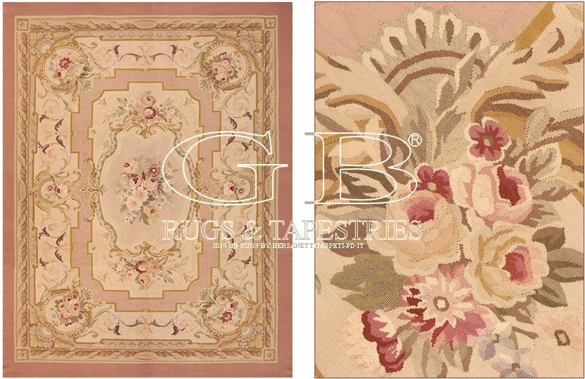 alfombra aubusson woven legends
