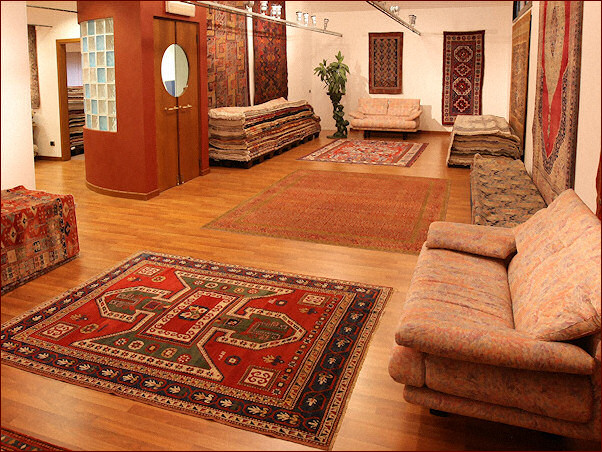 gb-rugs show room