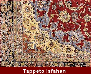 Tapis classiques Isfahan