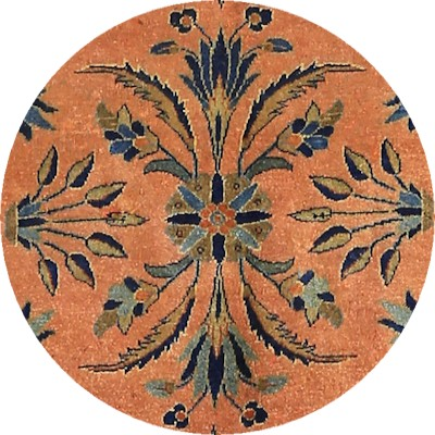 Advice rugs maintenance. Antique Kashan Rug