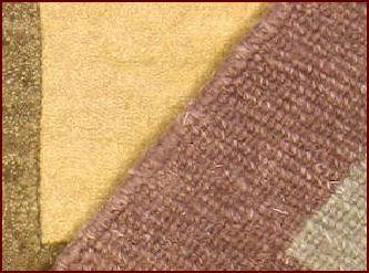 tapis modernes Nepalese
