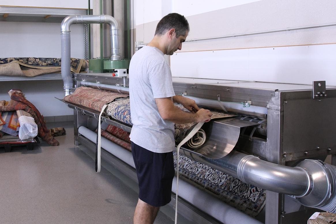 Lavaggio Tappeti Veneto Ritiro E Consegna Tappeti A Casa