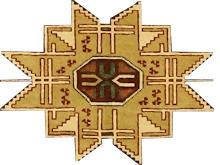 tappeti in permuta, stella di tappeti Shirvan Lesghi