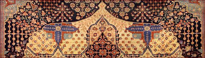 Kashan Mothasham Teppiche