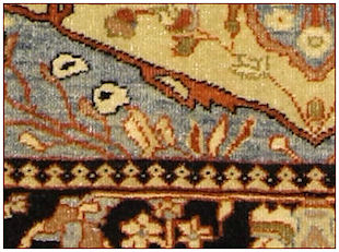 Antique carpets Saruk Ferahan