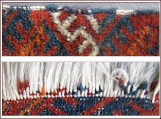 tapis anciens Bukara