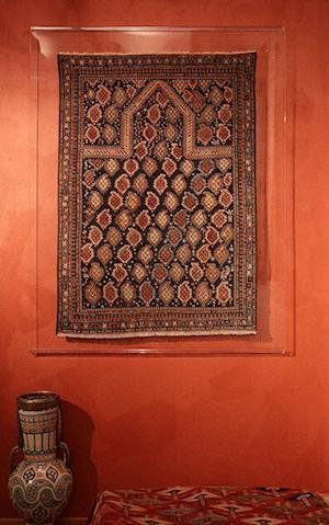 Geschichte der GB-Rugs. Antike Shirvan-Marasali