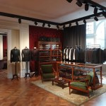 contract carpets. Savonnerie for Dolce & Gabbana, London