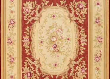 AUBUSSON - NEEDLE POINT