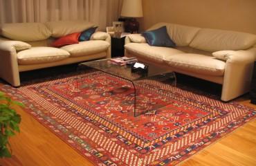 Wartungstipps Teppiche - shirvan teppich