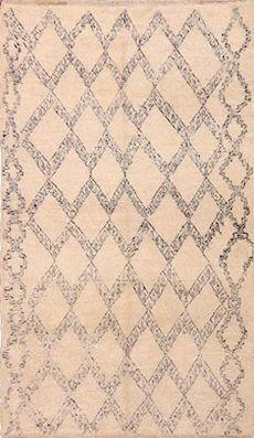 Beni Ourain berber rugs
