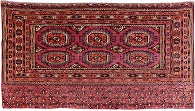 Tekke chuval, Turkmenistan - 150 x 74