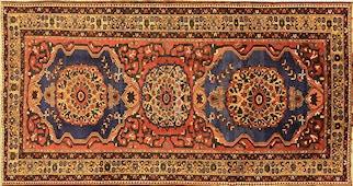 Bachtiari Teppich 310×165