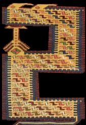 Antique Soumak Sileh. Carpet Videos and GB-rugs core business