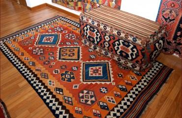 Kilim Qashqai antichi, Gb-Rugs Show-room
