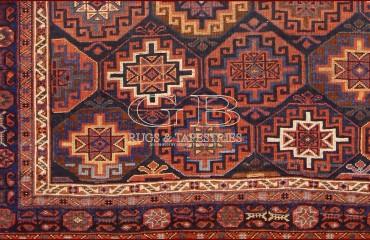 Shirvan Mogan Antico 170 X 126, 140000000085