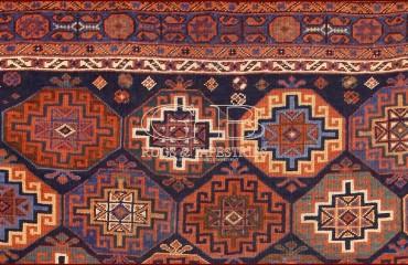 Shirvan Mogan Antico 170 X 126 140000000085