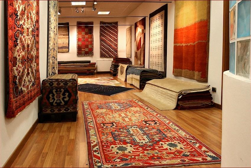 Tappeti Caucasici e Gabbeh, Gb-Rugs Showroom