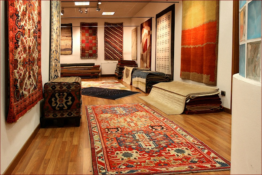 Tappeti Caucasici e Gabbeh, Gb-Rugs Showroom