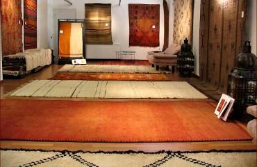 Tappeti berberi, showroom gb-rugs, Padova