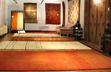 Tappeti berberi showroom gb-rugs Padova