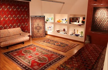 Tappeti caucasicii, showroom gb-rugs Padova_1
