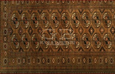 Tappeto Bukhara 274 X 87 140000000095