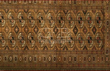 Tappeto Bukhara, 274 X 87 140000000095