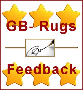 Send your feedback to GB-Rugs