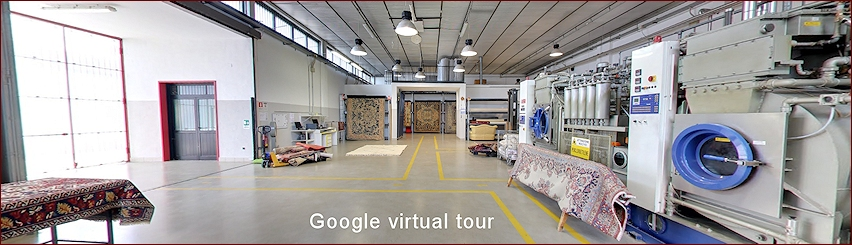 google tour in gb-rugs company