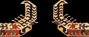 Kazak del Caucaso, artigli del drago di Kazak Celaberd.