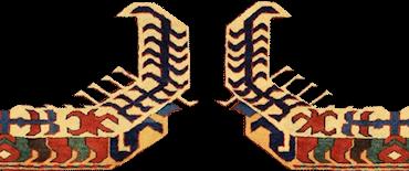 Kazak del Caucaso, artigli del drago di Kazak Celaberd