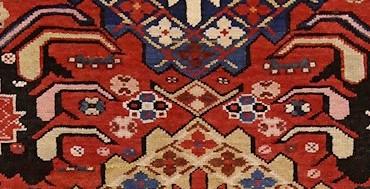 Kazak antico particolare - GB-Rugs