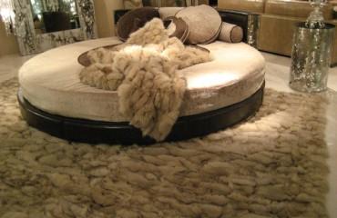 tappeto pelliccia volpe groenlandia 450x600