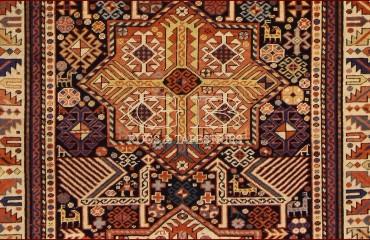 Shirvan Akstafa Antico 285 X 122 Cod 141205259366