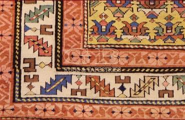 Shirvan antico, Caucaso - 155 x 100