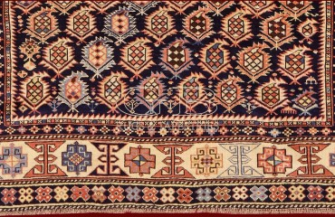 Shirvan marasali antico Caucaso 160 x 120