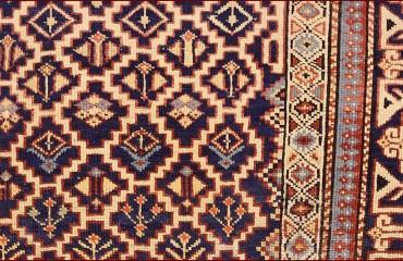 shirvan antico Caucaso - 165 x 106