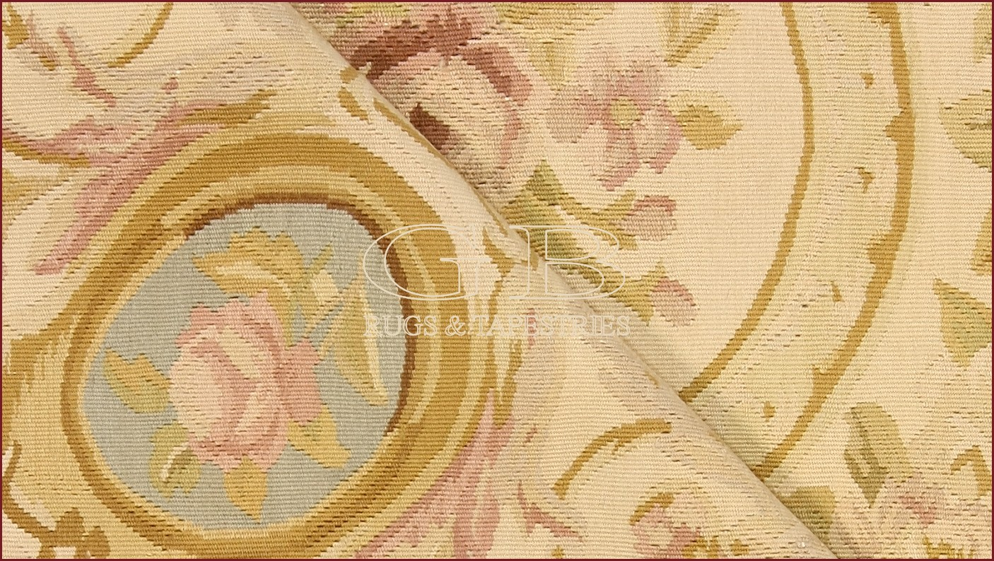 TAPIS AUBUSSON 198 x 198 : 141529938830 : GB Rugs