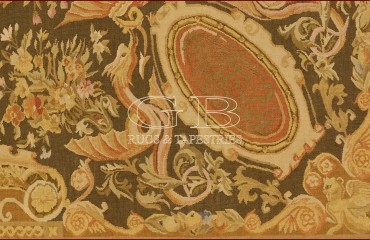 AUBUSSON WOVEN LEGENDS 303 X 293 141428135787
