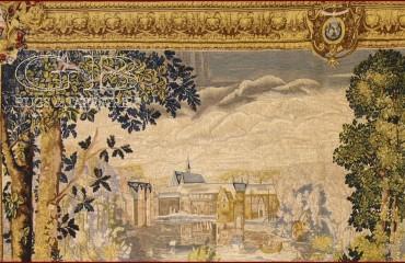Arazzo De Rambouillet, Chasse de Maximilien le baut l'eau