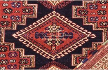 Tappeto Afshari, 170 x 141 141525255252