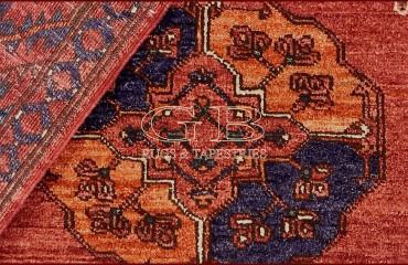 Tappeto Ersari Afgano 149 x 101 141525259066