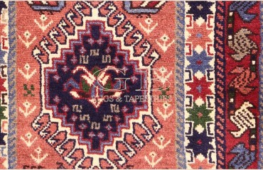 Tappeto Yalameh 204 x 83, 141525258823