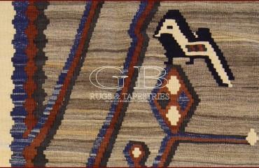 Qashqai kilim, 282 X 176 140000000110